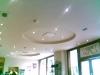 m1) TECHO DE DRYWALL EN RESTAURANTE DE HOTEL